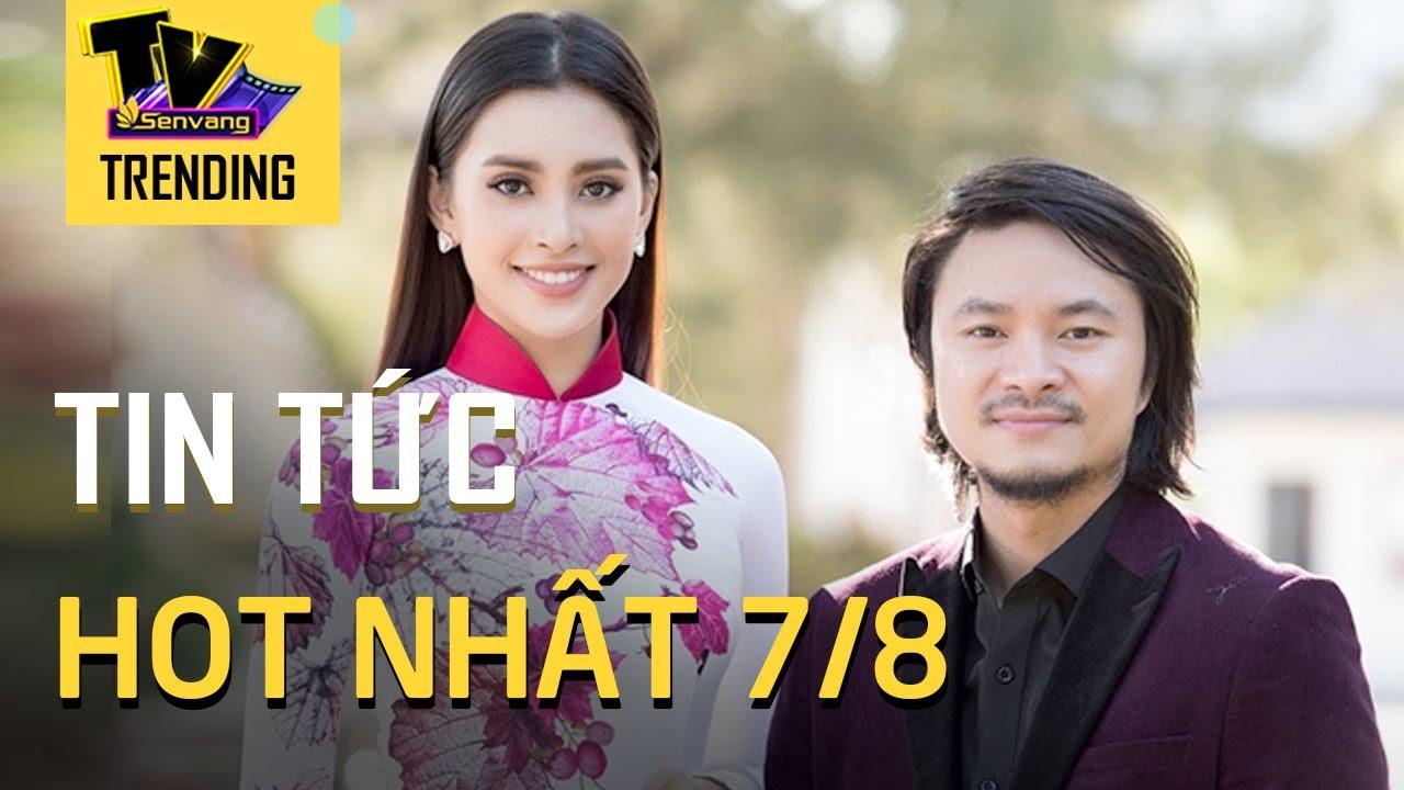 Hoa hậu Tiểu Vy và đạo diễn Hoàng Nhật Nam kêu gọi được nửa tỷ ủng hộ Đà Nẵng, Quảng Nam chống dịch