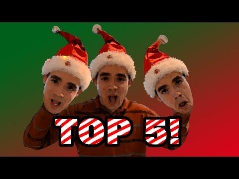 Top 5 Christmas Albums!