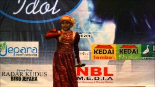 Ria - RT5 RW3 (Cici Paramida) - Maribu Jepara Idol Top 10 Show (04/10/2015)