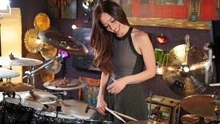 INCUBUS - THE WARMTH - DRUM COVER BY MEYTAL COHEN