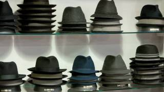 Barbisio Handmade Italian Hats for Men - Exclusively at Madaboutown.com