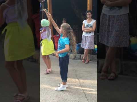 Танцы в Крыму