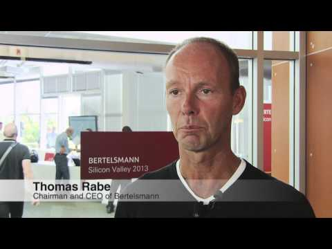 """Bertelsmann's """"State of the Art"""" forum in Silicon Valley"""