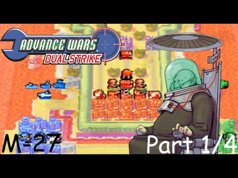 Advance Wars: Dual Strike - Mission 27 (For the Future!) [S] [P1/4]