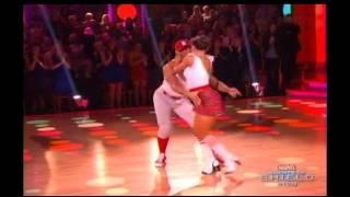 corbin bleu and karina smirnoff dance jive dwts season 17 week 2