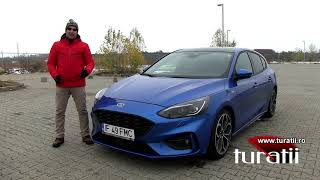 Ford Focus 1.5l TDCi EcoBlue AT8 ST video 1 of 6
