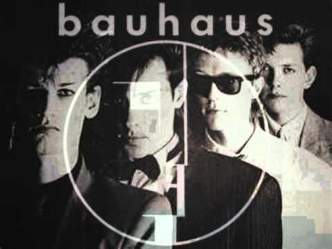 Bauhaus- Shes in parties  (lyrics)