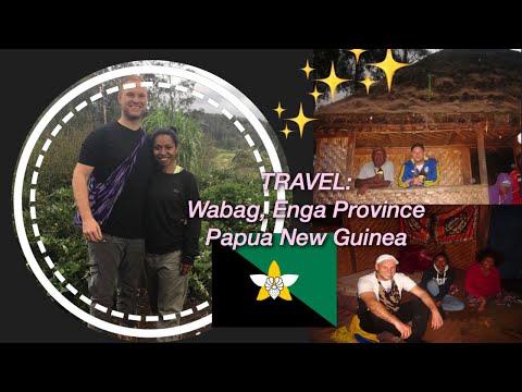 PNG Trip: Wabag 2017