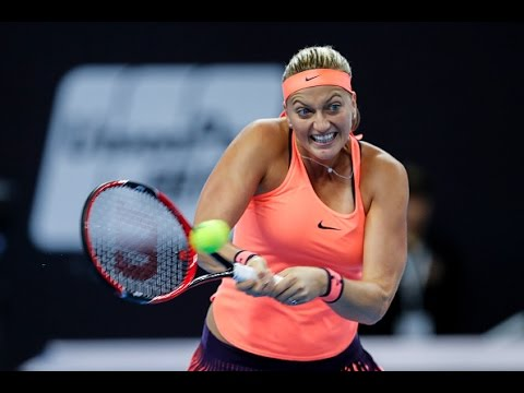 2016 China Open Second Round | Petra Kvitova vs Xafan Wang | WTA Highlights