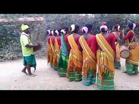 Santhali Traditional Dance Natwa Dance//Babita Murmu