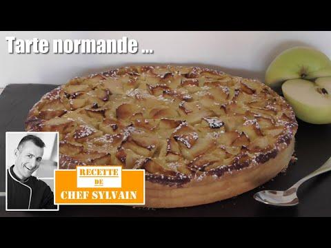 Tarte normande - Recette par Chef Sylvain
