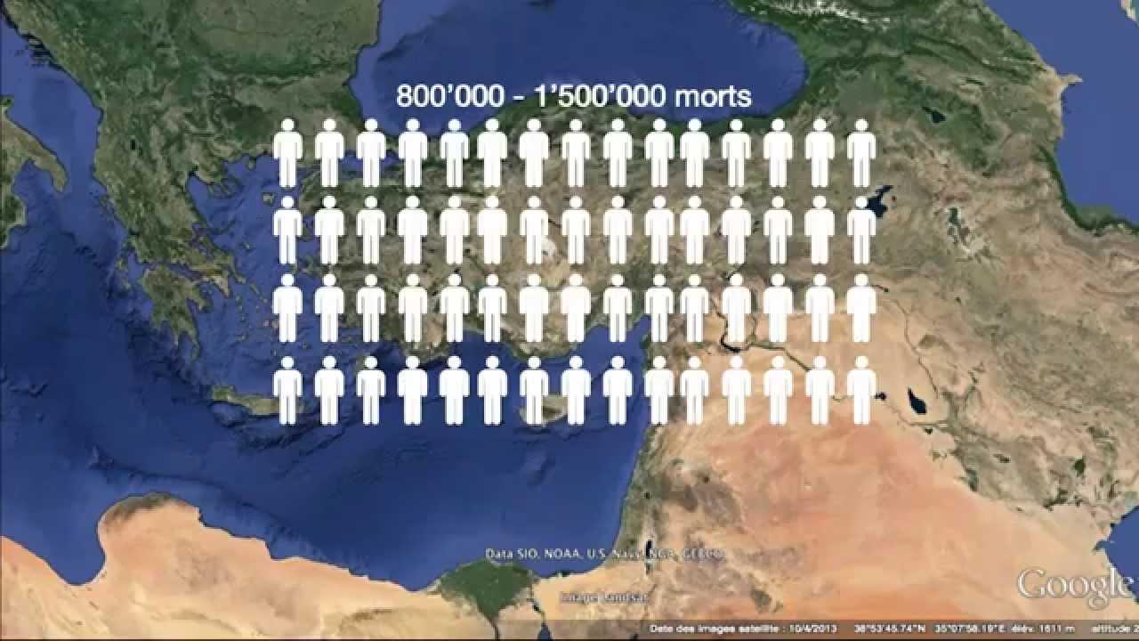 Le Génocide Arménien Expliqué En 2 Minutes Source Le