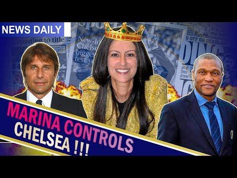 Chelsea News || BEHIND THE SCENES SCOOP! ||  Did Marina Force Emenalo's hands?