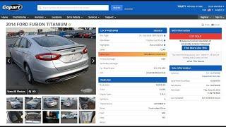 Обман на покупці авто зі США. Їдемо в Одесу. Ford Fusion: розтаможка, ремонт і постановка на облік.