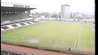 As it was, St James Park, Newcastle United in 1994