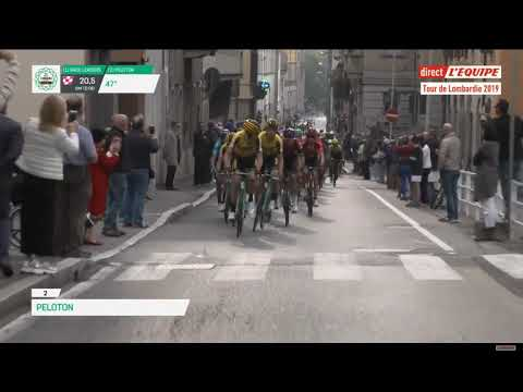 Giro Di Lombardia 2019 - Last 27 Km FRENCH