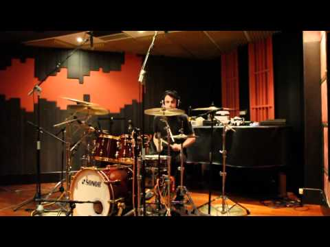 Mert Alkaya  Drum session   (Cem Koksal - Awakened One)