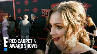 """""""Stranger Things"""" Cast Describes Season 3 Monsters in 15 Seconds 