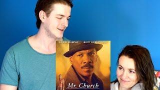 Мистер Черч (2016) фильм ✪ КинОбзор