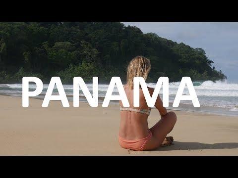 Travel Diaries (EP01) A glimpse of Panama // Bocas del Toro - Bastimentos - Off to Costa Rica