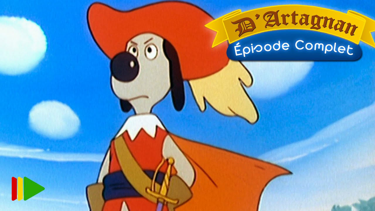 D'artagnan dessin animé episode 3