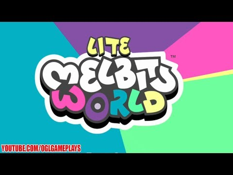 Melbits World Pocket Lite - Free 3D Puzzle Gameplay (Android IOS)