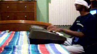 Desi romeo productionz - Fallen Angel Chris Brown Piano cover (Blindfolded)