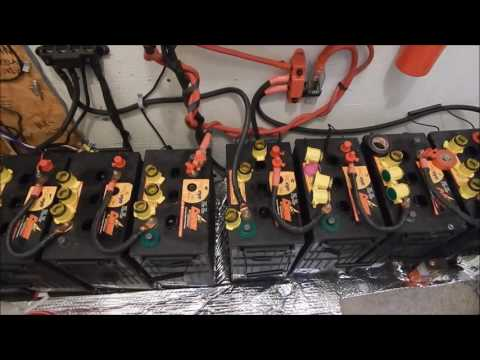 Battery Bank 24V  My Big Costly Mistake!