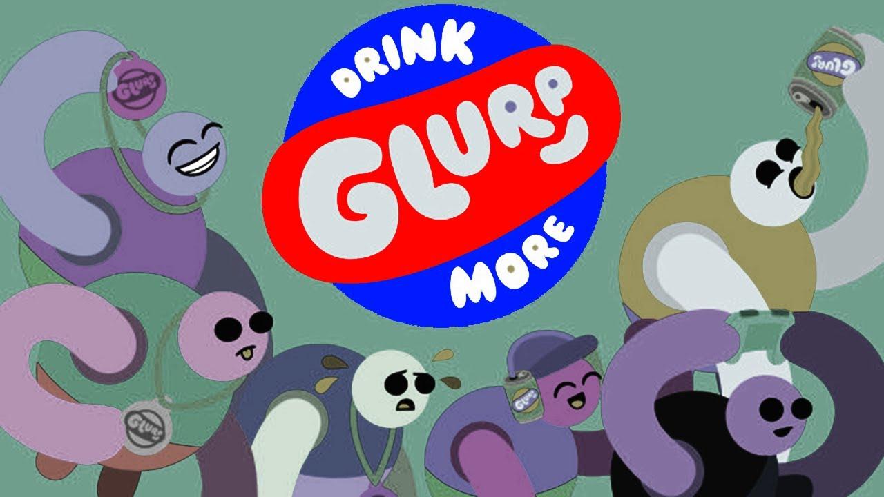 Олимпийские игры пришельцев - Drink More Glurp