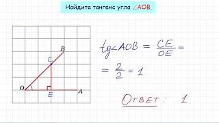 Задание 3 ЕГЭ по математике. Урок 1