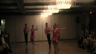 Salsa Québec - Studio Blue Mambo présente - Gala Mambo Royal 2012 - Troupe Étudiante
