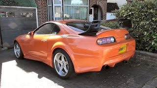 Next mods for the supra