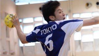 東京大学運動会ハンドボール部2019年度3年生学年紹介