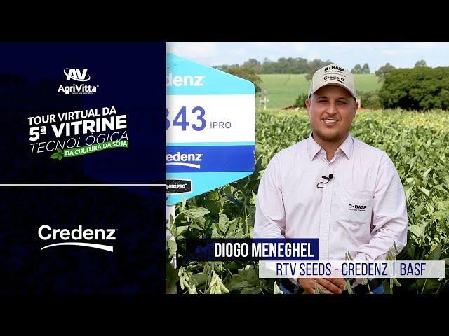 Diogo Meneghel, RTV Seeds Credenz   BASF