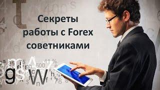 Секреты торговли Forex советниками - вебинар