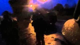 Бой за Донецкий аэропорт. Видео с места событий. АТО