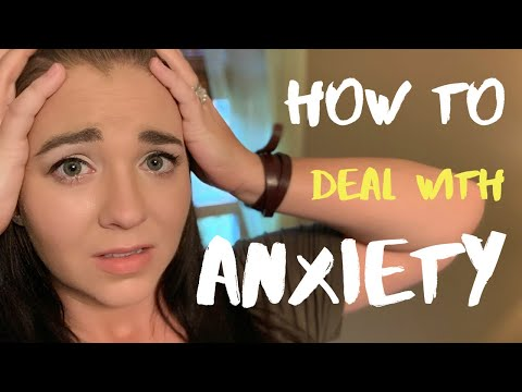 7 Ways To Deal With General Anxiety