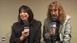 BackstageAxxess interviews Vinnie Vincent at the 2018 Chiller Expo.