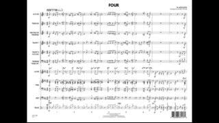 Four by Miles Davis/arr. Mark Taylor