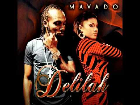 mavado - delilah lyrics new