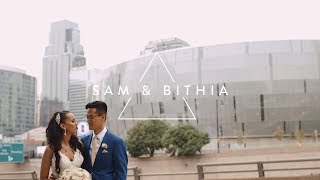 Their First Look Will Make You Smile | Longview Mansion Kansas City | Wedding Video