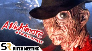A Nightmare On Elm Street Pitch Meeting
