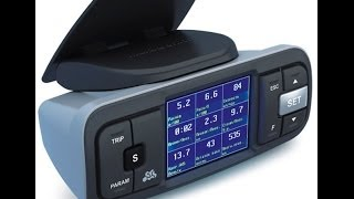 видео Бортовой компьютер (БК) на ВАЗ 2110: модели, установка, инструкция