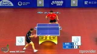 China Open 2011: Ma Lin-Wang Hao
