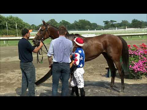 video thumbnail for MONMOUTH PARK 7-19-19 RACE 8