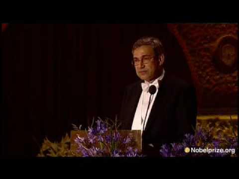 Nobel Banquet speech, Orhan Pamuk, 2006