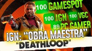 ¡ESTE JUEGO SÓLO ESTÁ RECIBIENDO NOTAZAS! | Deathloop