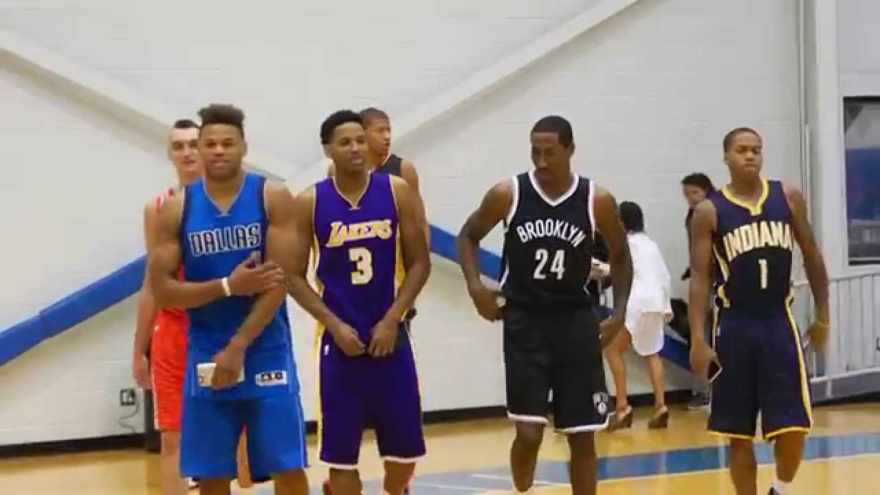 c110c39f904 Watch: NBA Rookies Imitate Lebron, Kobe, Dirk, and Harden At 2015 Rookie  Photo Shoot | The Hoop Doctors