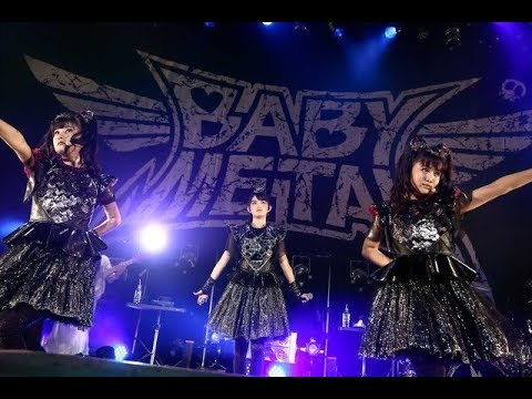 BABYMETAL Live OSAKA BIG FOX FESTIVAL FULL 2017 Part 1