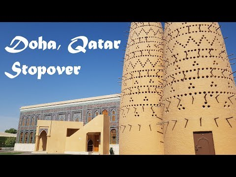 Stopover in Doha, Qatar with Bunnik Tours
